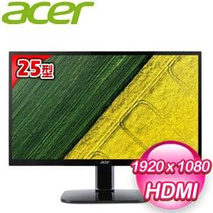 Acer 宏碁 KA250HQ 25型 窄邊框液晶螢幕
