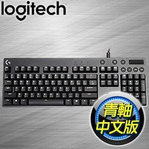Logitech 羅技 G610 青軸 白光 機械式鍵盤《中文版》