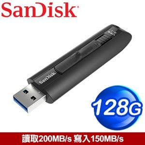 SanDisk Extreme Go 128GB USB3.1隨身碟