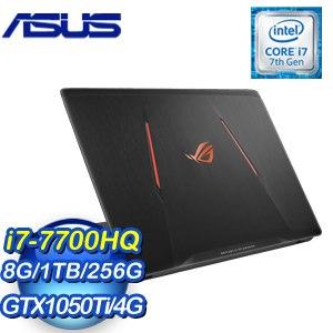 ASUS 華碩 GL553VE-0031B7700HQ 15吋筆記型電腦《黑》
