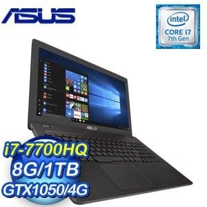 ASUS 華碩 FX553VD-0042D7700HQ 15吋筆記型電腦《黑》