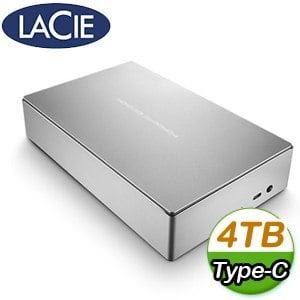 LaCie Porsche Design 4TB USB3.0 TypeC 3.5吋外接硬碟