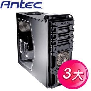 Antec 安鈦克【DF-35】ATX透側電腦機殼《黑》