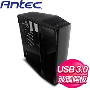 Antec 安鈦克【S10G】E-ATX玻璃透側電腦機殼《黑》