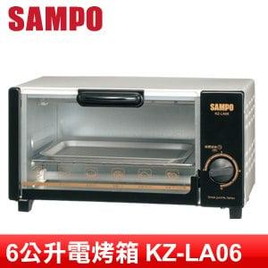 SAMPO聲寶 6公升電烤箱(KZ-LA06)