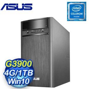 ASUS 華碩 K31CD-0031A390UMT VivoPC桌上型電腦(G3900/4G/1TB/WIN10)