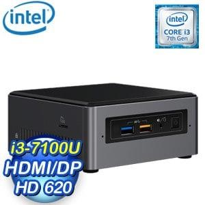 INTEL NUC7i3BNH NUC kit mini PC 迷你準系統電腦