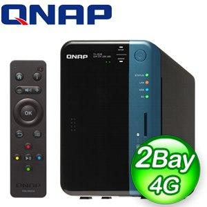 QNAP 威聯通 TS-253B-4G NAS網路儲存伺服器