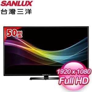 SANLUX台灣三洋 50型 LED背光液晶顯示器(SMT-K50LE)