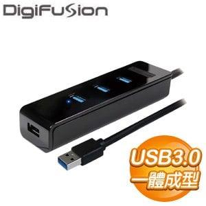 伽利略 USB3.0 Type-A 4埠HUB(U3H04G)