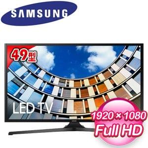 SAMSUNG三星 49吋 FHD平面LED液晶電視(UA49M5100AWXZW)