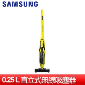 SAMSUNG三星 POWERstick直立式無線吸塵器(VS60K6030KY/TW)魅力黃