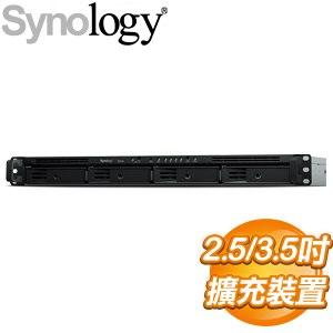 Synology 群暉 RX415 機架式 網路儲存擴充裝置