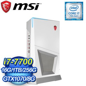 MSI 微星 Trident 3 Arctic VR7RD-094TW-W777001 桌上型電腦