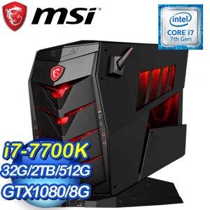MSI 微星 Aegis X3 VR7RE-029TW-B7770K108832G2T 桌上型電腦