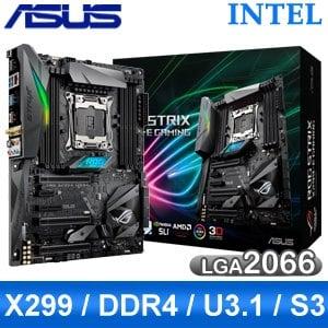 ASUS 華碩 STRIX X299-E GAMING LGA2066 主機板《原廠五年保固》