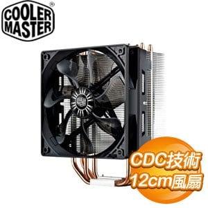 Cooler Master 酷碼 Hyper 212 EVO 熱導管CPU散熱器
