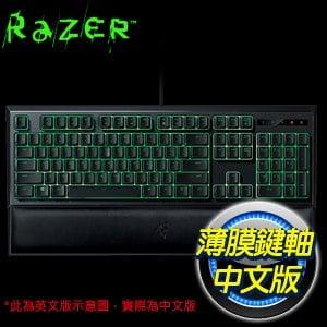 Razer 雷蛇 Ornata 雨林狼蛛 薄膜機械電競鍵盤《中文版》