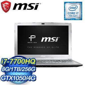 MSI 微星 PE62 7RD-1437TW-SS7770H8G1T0DX10MH 筆記型電腦