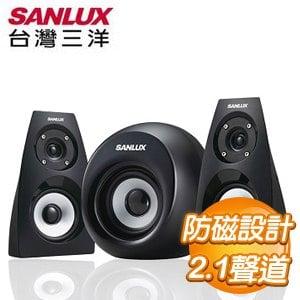 SANLUX台灣三洋 2.1聲道多媒體喇叭(SYSP-313)