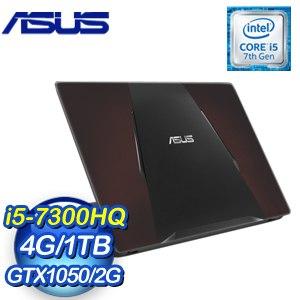 ASUS 華碩 FX553VD-0202D7300HQ 15.6吋筆記型電腦