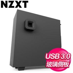 NZXT【Source 340 Elite】透側 ATX電腦機殼《黑》