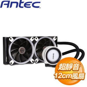 Antec 安鈦克 Mercury水星 240 一體式水冷散熱器