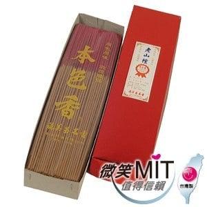 【施美玉本色香】老山檀1尺立香(No:3130/225g/盒)