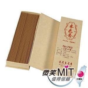 【施美玉本色香】極品老山檀7寸臥香(No:763/150g/盒)