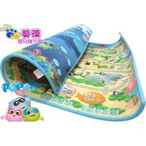 【孩子國】POPAFamily台灣限定圖款海洋世界+趣味迷宮2cm特厚款