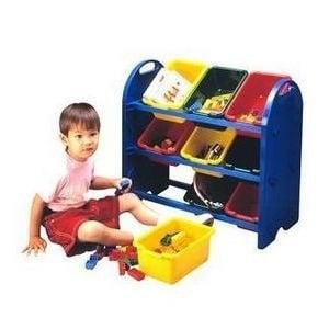 ~孩子國~三層玩具收納架~暢銷 ~