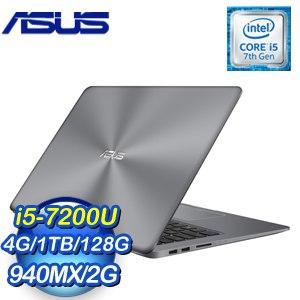 ASUS 華碩 X510UQ-0133B7200U 15吋筆記型電腦 (灰)