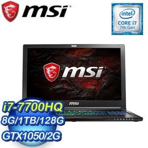 MSI 微星【GS63 7RD-090TW】15.6吋筆記型電腦