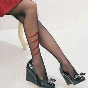 【華貴絲襪】60丹100%全彈性健康襪 3雙(黑)