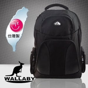 【微笑MIT】WALLABY 先驅者系列 電腦背包 HWN-1129