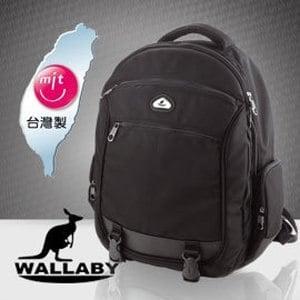 【微笑MIT】WALLABY 先驅者系列 電腦背包 HWN-1131