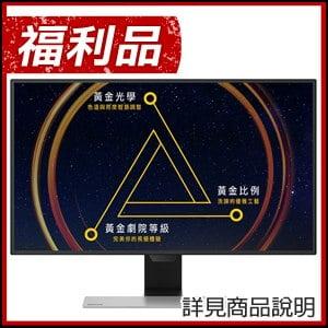 福利品》BenQ 明基 EW2770QZ 27型 IPS智慧藍光舒視屏液晶螢幕(A)