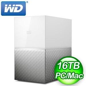 WD 威騰 My Cloud Home Duo 16TB(8TB*2) 雲端儲存系統