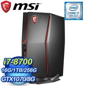 MSI 微星 Vortex G25 8RE-018TW-GB787016G1T0DX1 電競桌上型電腦