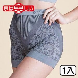 【京美】竹炭逆時能量健康提臀褲(女平口)