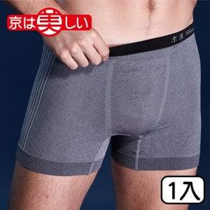 【京美】立體無縫男平口褲(一件)