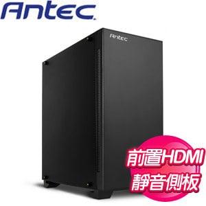 Antec 安鈦克【P110 Silent】靜音版 ATX電腦機殼《黑》