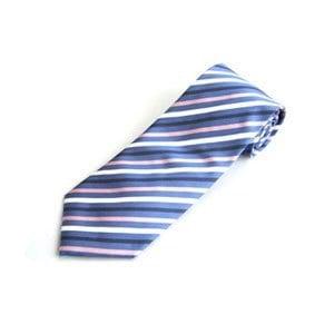【FANYA】全真絲手工縫製紳士領帶-三色紋