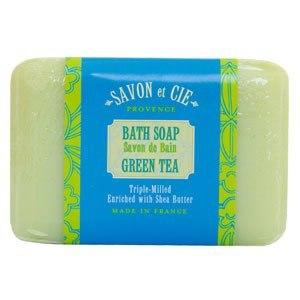 【Savon et Cie】法國香水皂 綠茶