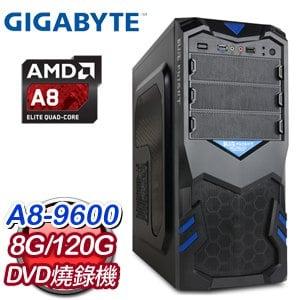 技嘉 MANAGER【連環計】AMD A8-9600 飆速上網電腦