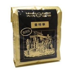 【力代咖啡】商用曼特寧咖啡豆- 5包 (400g/包)