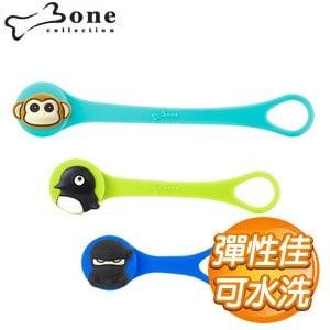 Bone 逗扣Q束繩SML(E) / 忍者+企鵝 Maru+猴子