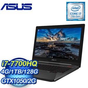 ASUS 華碩 FX503VD-0052C7700HQ 15.6吋筆記型電腦