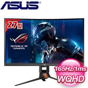 ASUS 華碩 PG27VQ 27型 2K曲面電競螢幕