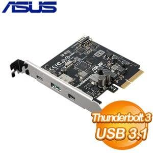 ASUS 華碩 ThunderboltEX 3 擴充卡